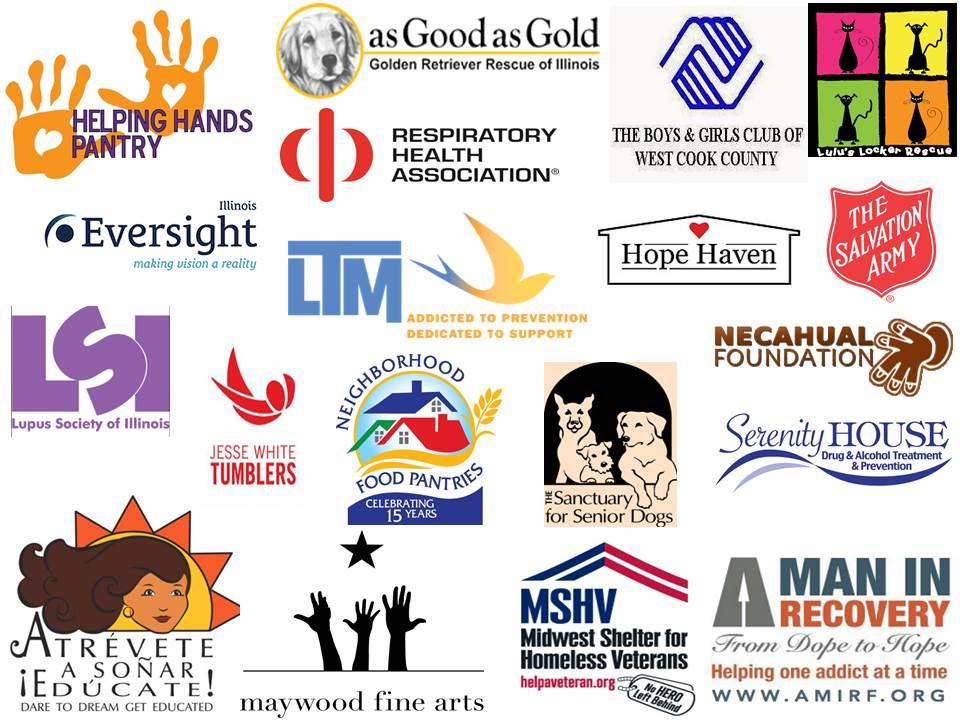 Montenegro Charity Logos 2017